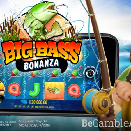 Pragmatic Play turns fishing to spins in Big Bass Bonanza