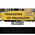 Treasure of Pharaohs 5 Lines
