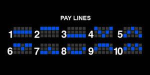 slot machines paylines